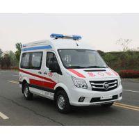 运输型救护车改装、销售,2.0L福田救护车专卖