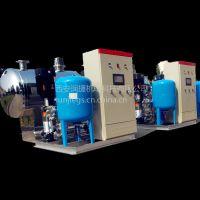 韩城二次加压供水设备 无负压二次加压变频恒压供水设备厂家销售 RJ-L840
