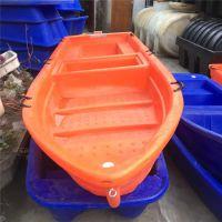 斯伯佳塑料渔船湖蓝色4.1米厂家直销