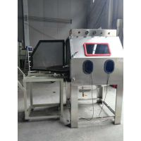 转盘式喷砂机,适用于较重型铸造件