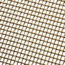 轧花网重量计算 镀锌轧花网规格 铜网编织网