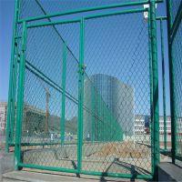 体育场围网 学校篮球场围网 学校体育场护栏网图片 球场铁丝围栏网