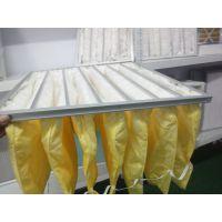 专业订做各种中效过滤袋 中央空调无纺布过滤袋 中效过滤材料