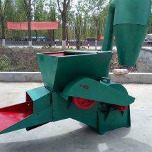 厂家定制旭阳自动进料粉碎机养殖打糠机新款草面子机 各种产量