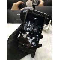 5寸 新款奢华威图vertu手机宾利 6G/64G蓝宝石原装屏 直板签名版touch皮套智能4G限量