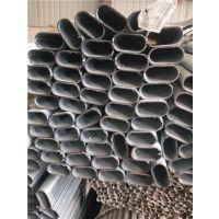 护栏椭圆管生产厂家|护栏扁圆管厂家 15522995498