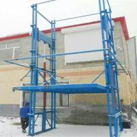 济南金创机械制造厂家专业生产导轨式货梯 电动升降机 油缸链条式升降平台