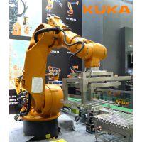 kr210 温州市 二手库卡kuka码垛工业机器人