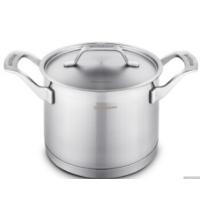 供应【不锈钢品牌汤锅】24cm大口径不锈钢加厚汤锅
