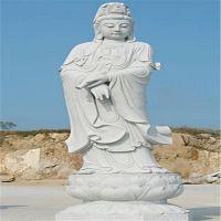 供应惠安汉白玉石雕自然石观音石雕岩洞观音浮雕寺庙摆件