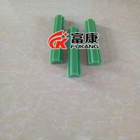 新品直销T型12B-1链条绿色轨道 超高分子聚乙烯凸型条