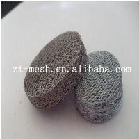 兆通供应不锈钢网 丝网垫圈 透气网赛 熔融网塞