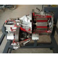XK-XNY-DBJP1型纯电动汽车驱动电机及变速箱解剖演示台