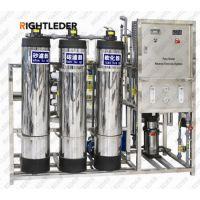 0.5吨/小时纯净水设备 小型反渗透纯净水处理设备 厂家供应