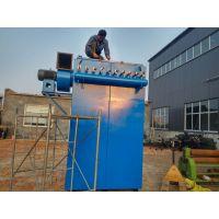 鑫汇脉冲除尘系统中通风管道设计 除尘器布袋 环保设备 注意哪些问题