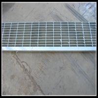 防滑钢格板,Q235楼梯踏步板
