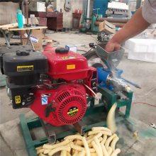 信达专业生产小型多功能玉米糁子膨化机 整粒玉米膨化机操作视频
