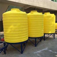 斯伯佳塑料锥底水箱化工桶4000L厂家直销
