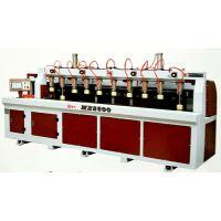 2500多功能自动铣边机 红木拼板专用机 高效率修边机