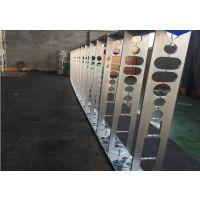加强型打孔工字铝金属钢制拖链华德制造