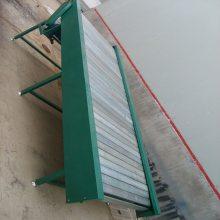 都用-块状耐高温链板输送机 热铸件链板输送机厂家
