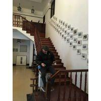 曲线斜挂式座椅电梯 西宁市启运家装老人电梯 斜挂楼梯椅安装空间