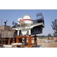 一天生产2000吨石英石制砂机选择哪个型号?