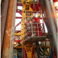 316L材质ABS船检平台工作用载人吊篮DLJ-3B矩形载人工作吊篮