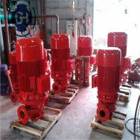 XBD4.8/45-100(125)单级管道消防泵卧式单级消防水泵消防稳压泵