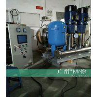 广州DWS无负压变频供水设备/小区泵房改造