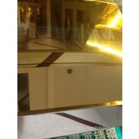 镜面钛金不锈钢板材 钛金无指纹板材 304不锈钢酒泉钢铁