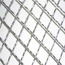 方眼金属网 石油作业泥浆网 钢轧花网