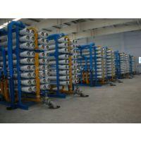 山东川一 供应工业用大型纯净水设备机组 RO反渗透机组