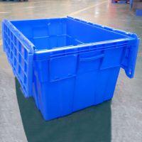 4#储物箱 斜插塑料物流箱 食品配送塑料箱 全新PP料