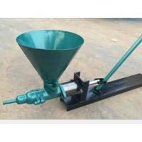 手动水泥注浆机水泥管缝机济宁汇之鑫 漏斗式注浆机总有一款适合你