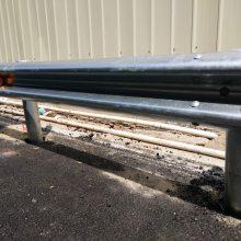 深圳供应喷塑波形护栏 肇庆高速防撞护栏板 中山驾校围栏