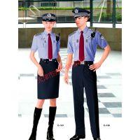 天津保安服制作 现货保安服供应 保安服定制