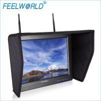 富威德12.1寸 800X600高清航拍监视器5.8G 32频道自动搜索无线双接收 FPV121DT