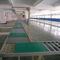 正隆鑫包装滚筒流水线 滚筒流水线无动力 工装板组装线非标定制厂家直销