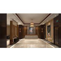 成都藏式文化主题酒店设计—水木源创装饰