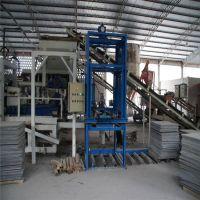 梦人供应大型全自动砌块机 水泥免烧成型机 液压小空心砖机设备直销