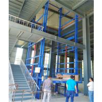 濮阳哪有做车间载货液压货梯的厂家/坦诺濮阳升降货梯生产厂家
