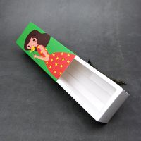 食品卡通纸盒 设计批发 厂家直销