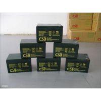 伊宁CSB蓄电池代理商GP12400免维护铅酸蓄电池12V40AH质保三年