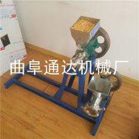 吴兴 柴电两用膨化机 多功能玉米机 小型家用杂粮机 通达