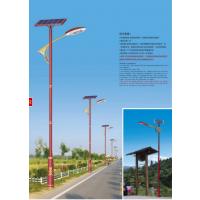 日照6米太阳能路灯价格 枣庄一体化太阳能路灯 科尼星升降式高杆灯