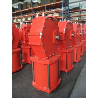 DRG01-D05-63 双作用拨叉气动执行器 大口径阀门气缸 大型气动执行器 大口径球阀气缸
