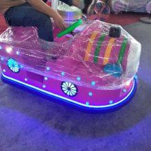 新款托马斯电瓶车游乐设备广场公园双方向盘碰碰车电动太子摩托车