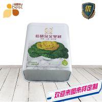乌菜种子罐 内塞盖铁罐 农副产品铁盒定制