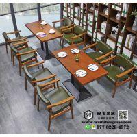 天津茶餐厅桌椅图片 茶餐厅装修效果图 桌椅图片大全